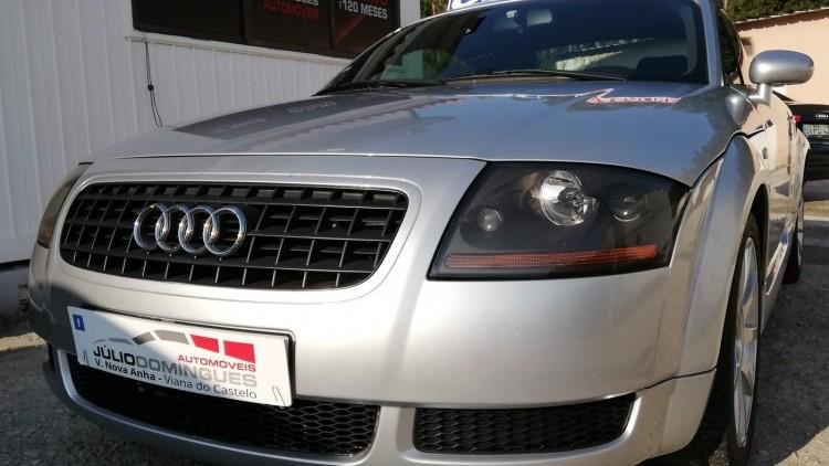 Audi TT Coupé (8N) 1.800 Turbo - 180cv - 1999/03 - Gasolina / GPL